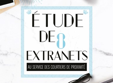 Etude extranet courtiers